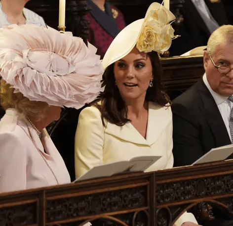 The Best and Boldest Hats of the Royal Wedding